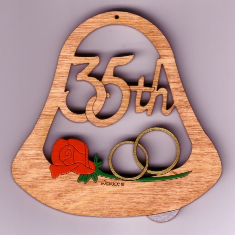 35th Anniversary 074 1495 Wallace Wood Ornaments Quality