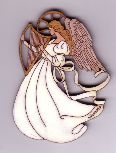 Angel Pin #189