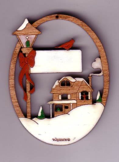Mini Gingerbread House #172