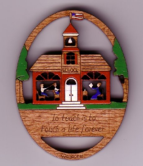 Schoolhouse Pin #191