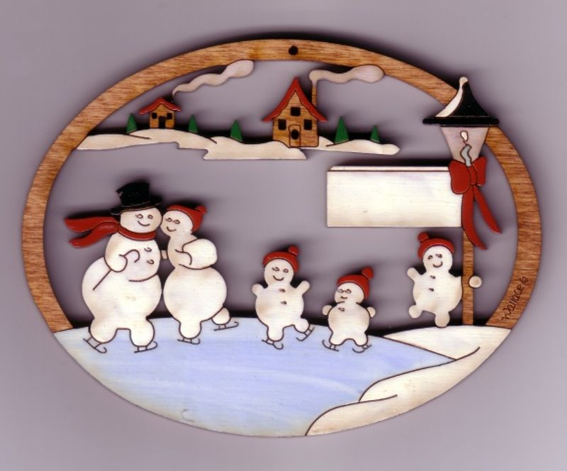 Snow Family 5 #065 - Click Image to Close