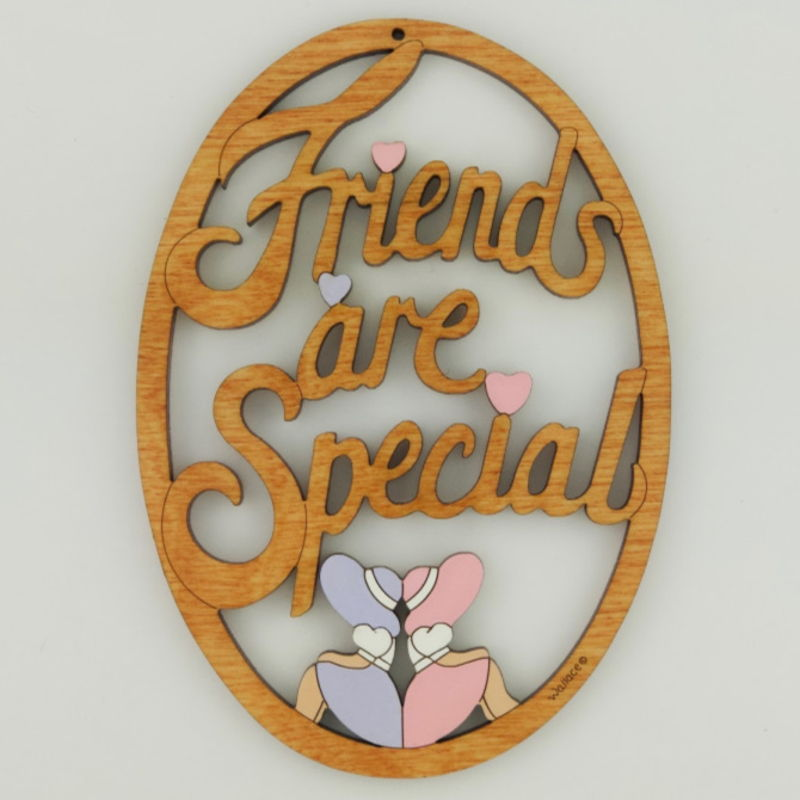 Friends Are Special #044