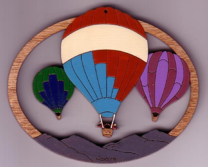 Hot Air Balloon #236