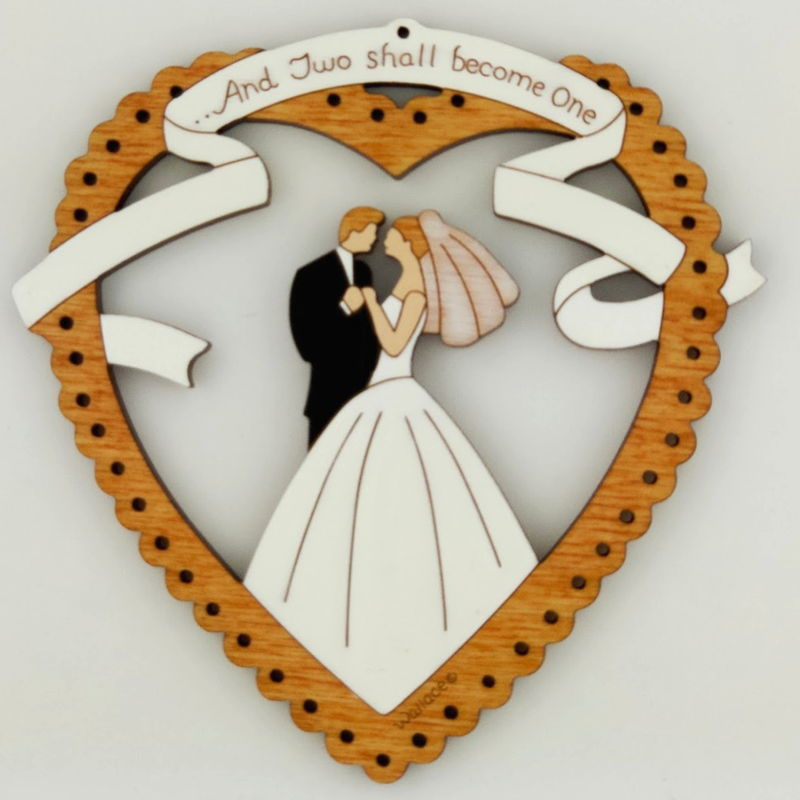 Wedding Heart #087