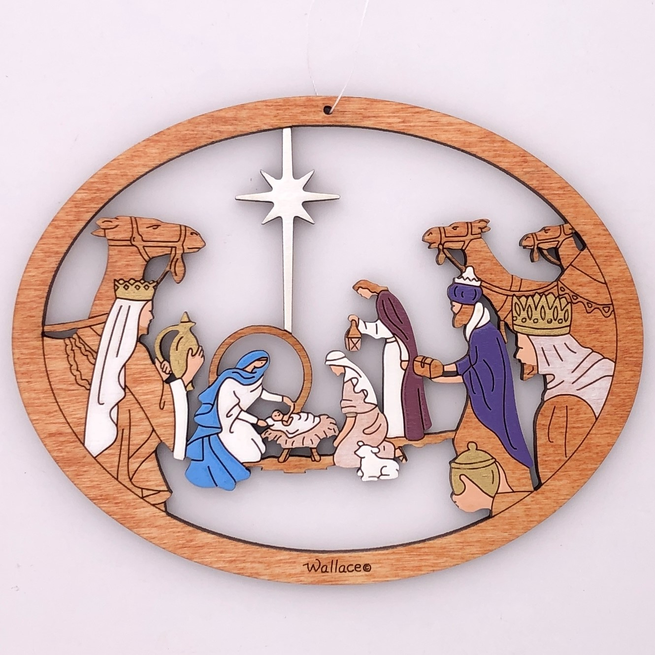 Camel Nativity Ornament