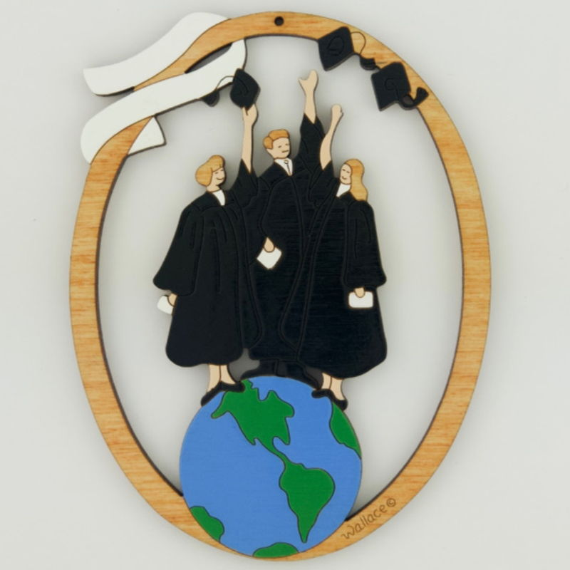Graduation Ornament - Click Image to Close